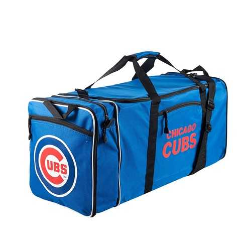 Chicago Cubs Duffel Bag Steal Style Special Order