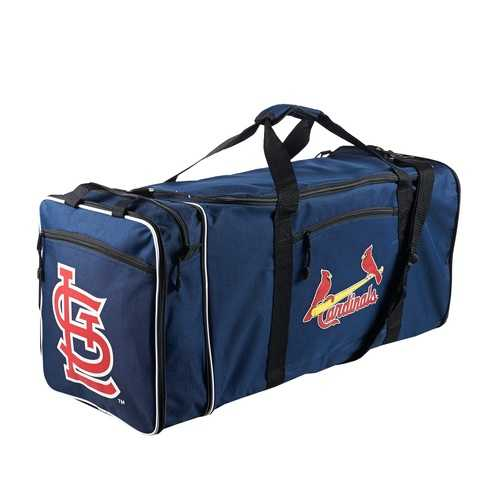 St. Louis Cardinals Duffel Bag Steal Style Special Order