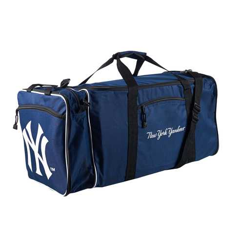 New York Yankees Duffel Bag Steal Style Special Order