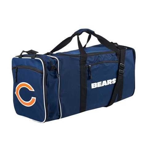 Chicago Bears Duffel Bag Steal Style Special Order