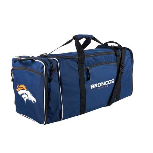 Denver Broncos Duffel Bag Steal Style Special Order