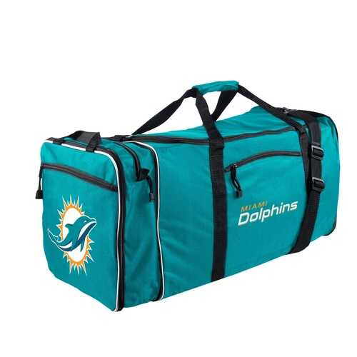 Miami Dolphins Duffel Bag Steal Style Special Order