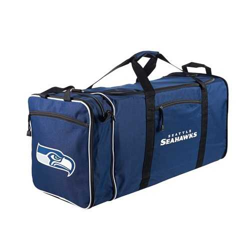 Seattle Seahawks Duffel Bag Steal Style Special Order