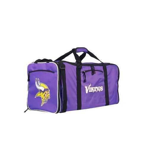 Minnesota Vikings Duffel Bag Steal Style Special Order