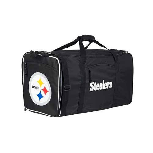 Pittsburgh Steelers Duffel Bag Steal Style Special Order