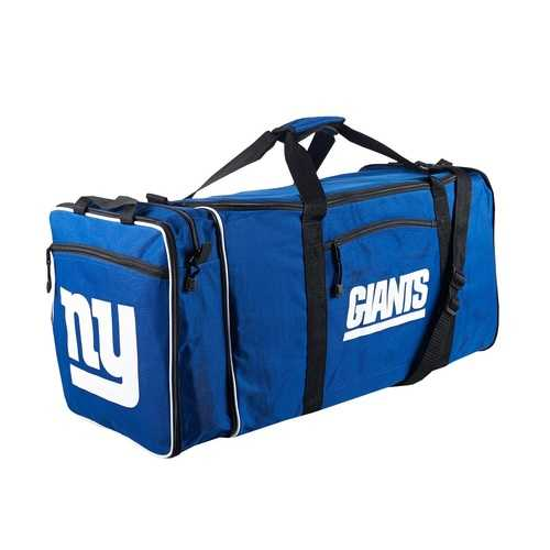 New York Giants Duffel Bag Steal Style Special Order