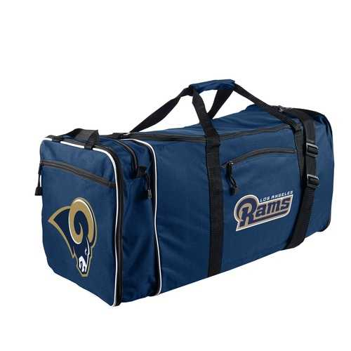 Los Angeles Rams Duffel Bag Steal Style Special Order