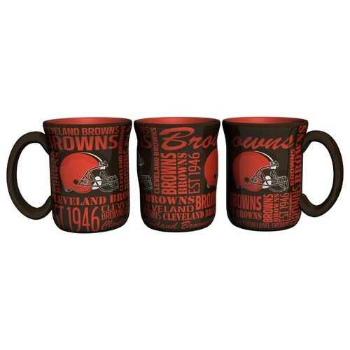 Cleveland Browns Coffee Mug 17oz Spirit Style