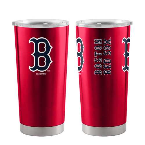 Boston Red Sox Travel Tumbler 20oz Ultra Red