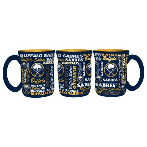 Buffalo Sabres Coffee Mug 17oz Spirit Style