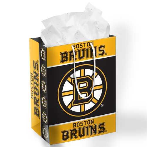 Boston Bruins Gift Bag Medium Special Order