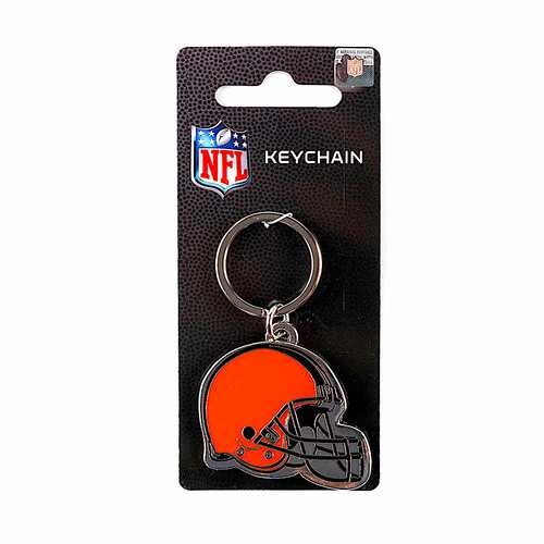 Cleveland Browns Keychain Team