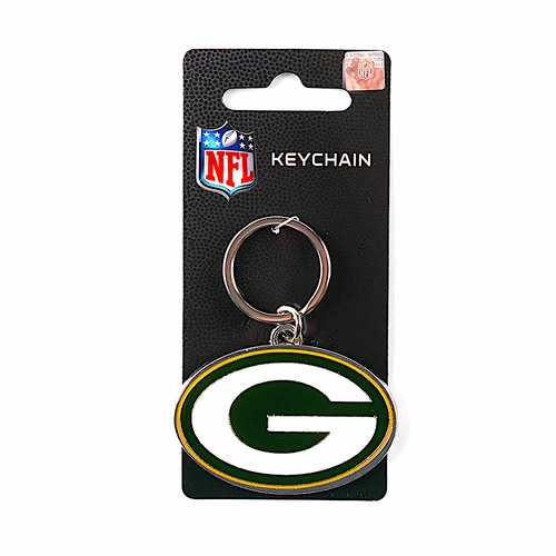 Green Bay Packers Keychain Team