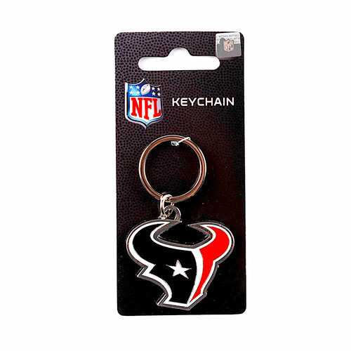 Houston Texans Keychain Team