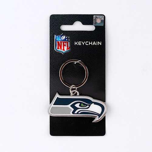 Seattle Seahawks Keychain Team