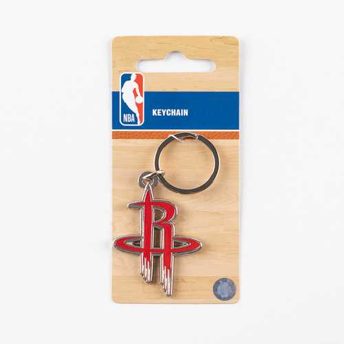 Houston Rockets Keychain Team