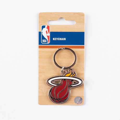 Miami Heat Keychain Team