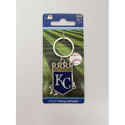 Kansas City Royals Keychain Team