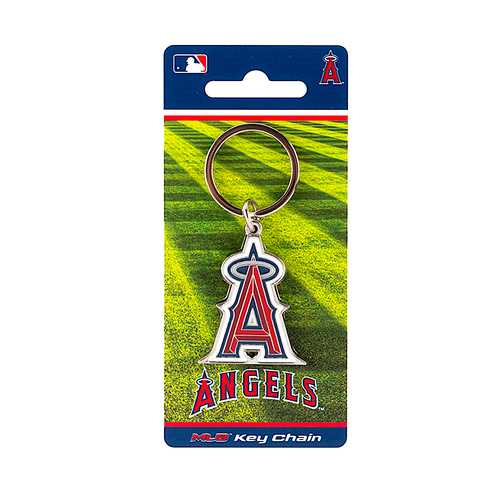 Los Angeles Angels Keychain Team