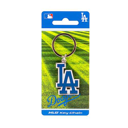 Los Angeles Dodgers Keychain Team