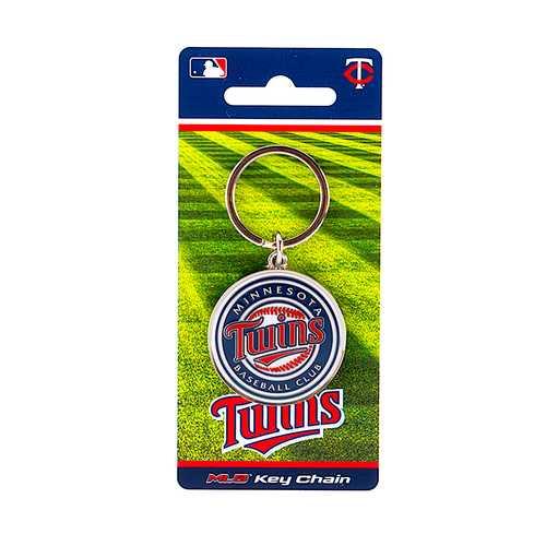 Minnesota Twins Keychain Team