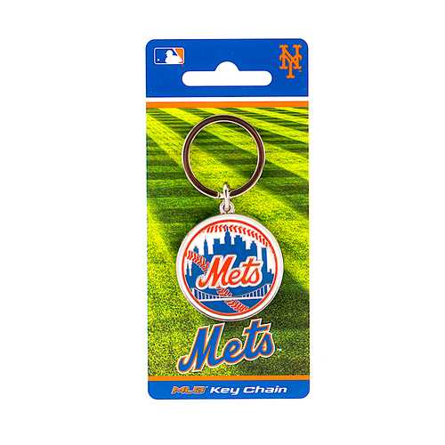 New York Mets Keychain Team