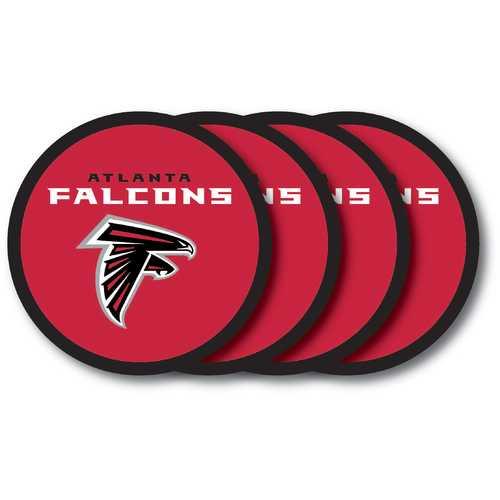 Atlanta Falcons Coaster 4 Pack Set