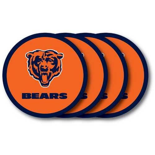 Chicago Bears Coaster 4 Pack Set