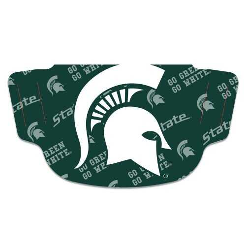 Michigan State Spartans Face Mask Fan Gear