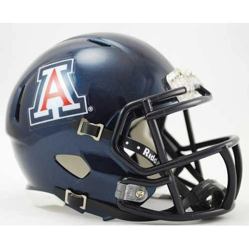 Arizona Wildcats Helmet Riddell Replica Mini Speed Style Special Order