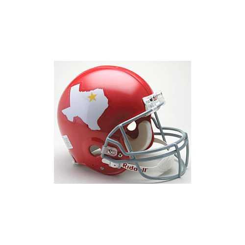 Dallas Texans 1960-62 Throwback Replica Mini Helmet Special Order