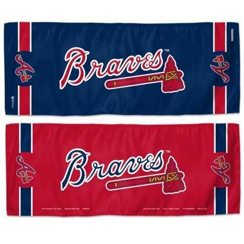 Atlanta Braves Cooling Towel 12x30