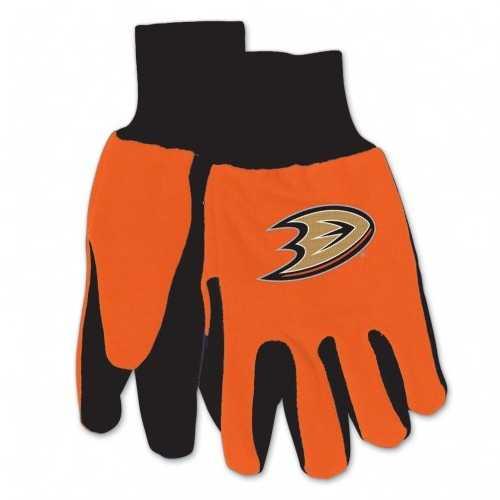 Anaheim Ducks Two Tone Gloves - Adult