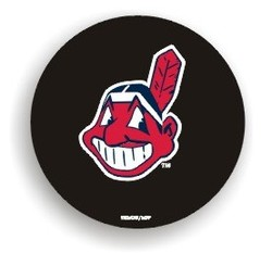 Cleveland Indians Tire Cover Standard Size Black