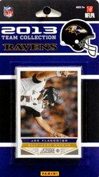 Baltimore Ravens 2013 Score Team Set