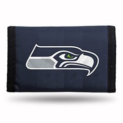 Seattle Seahawks Wallet Nylon Trifold