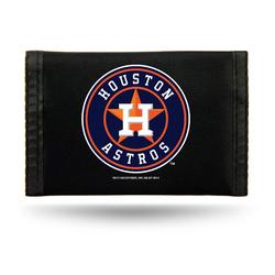 Houston Astros Wallet Nylon Trifold