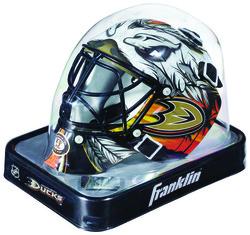 Anaheim Ducks Franklin Mini Goalie Mask Special Order