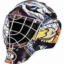 Anaheim Ducks Street Hockey Mask Special Order