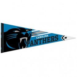 Carolina Panthers Pennant 12x30 Premium Style