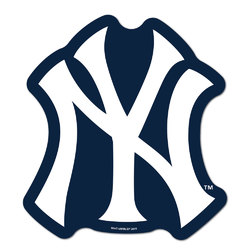 New York Yankees Logo on the GoGo