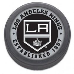 Los Angeles Kings Hockey Puck Packaged