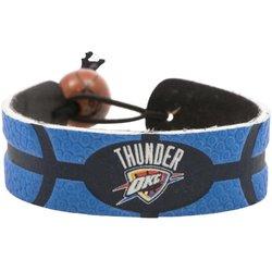 Oklahoma City Thunder Bracelet Team Color Basketball
