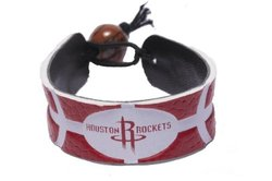 Houston Rockets Bracelet Team Color Basketball