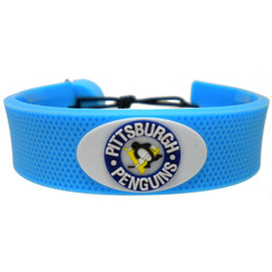 Pittsburgh Penguins Bracelet Team Color Hockey