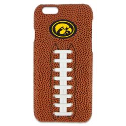 Iowa Hawkeyes Classic Football iPhone 6 Case