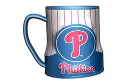 Philadelphia Phillies Coffee Mug - 18oz Game Time