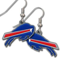 Buffalo Bills Dangle Earrings