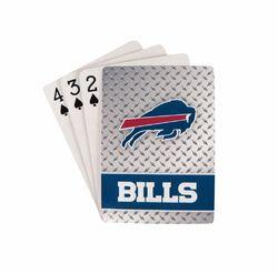Buffalo Bills Playing Cards - Diamond Plate