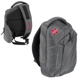 Category: Dropship Temporary Category, SKU #629306226, Title: Nebraska Cornhuskers Backpack Game Changer Sling Style